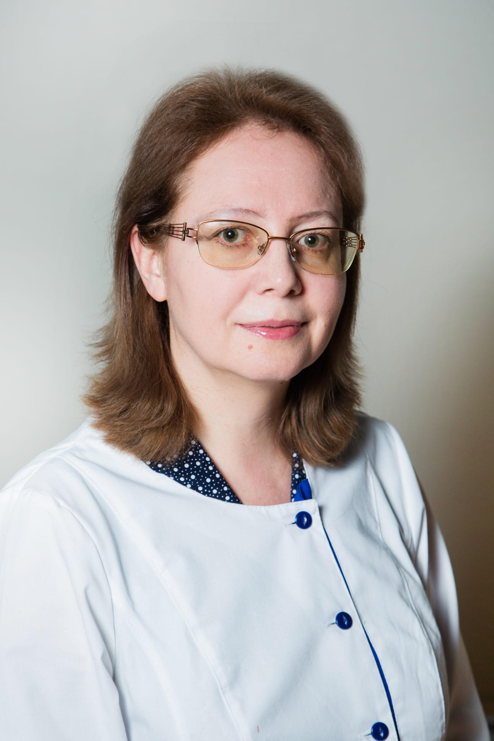 Неклюдова Галина Васильевна